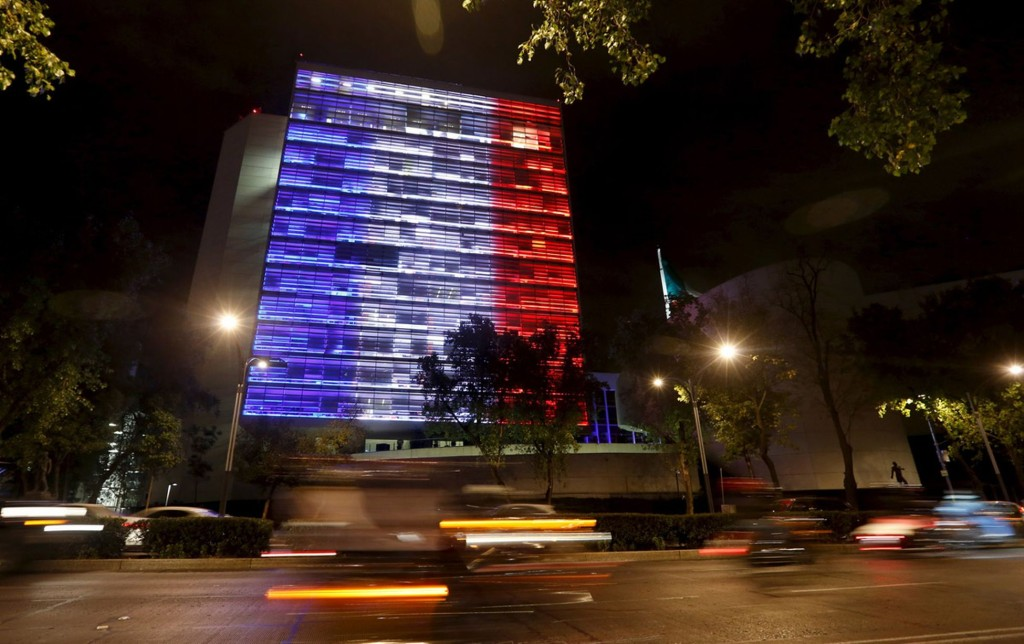 Cladirea-Senatului-Mexico-City